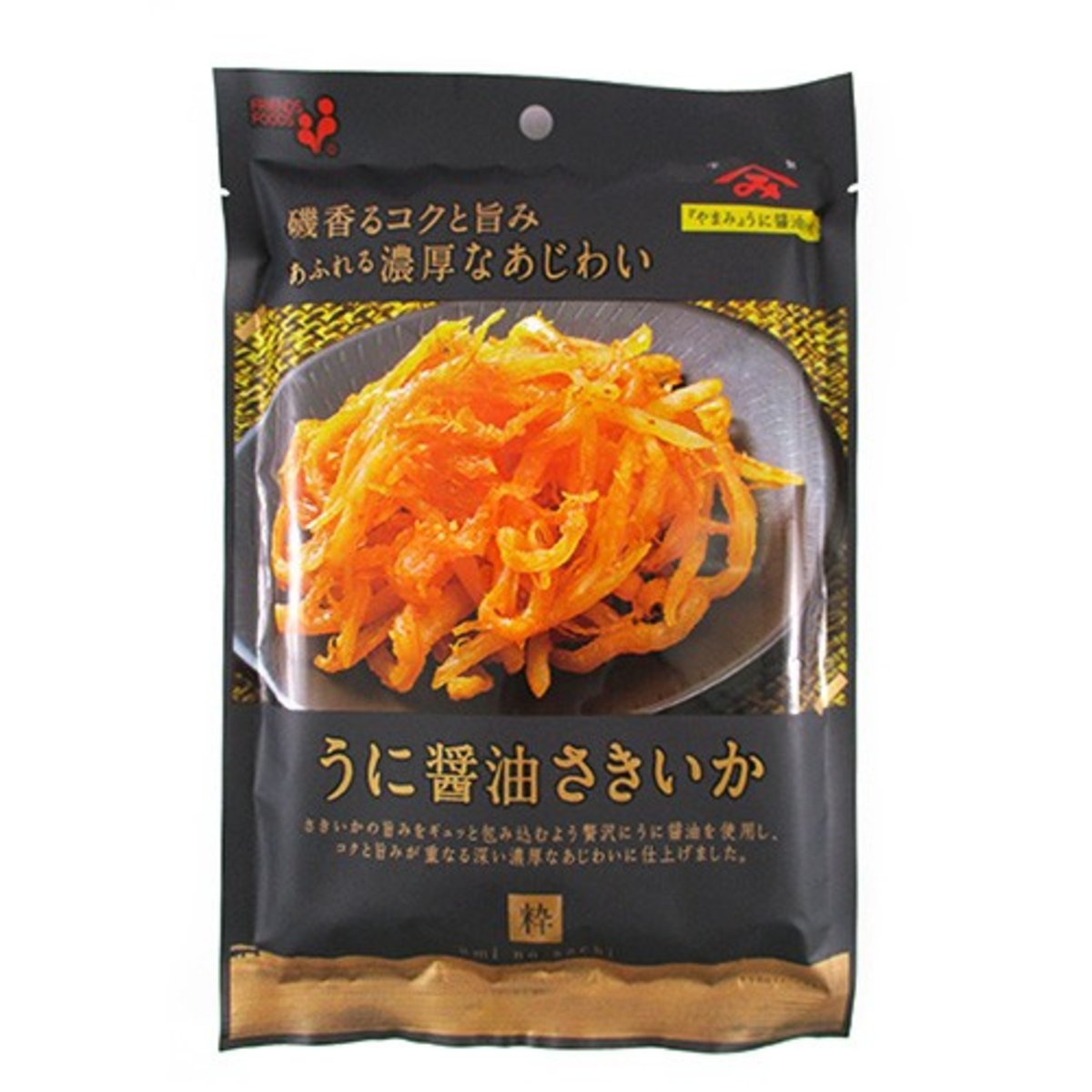 Urchin with Soy Sauce Dried Squid 46g
