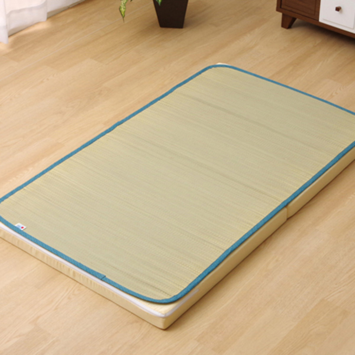 Common Rush Baby Mattress - Blue