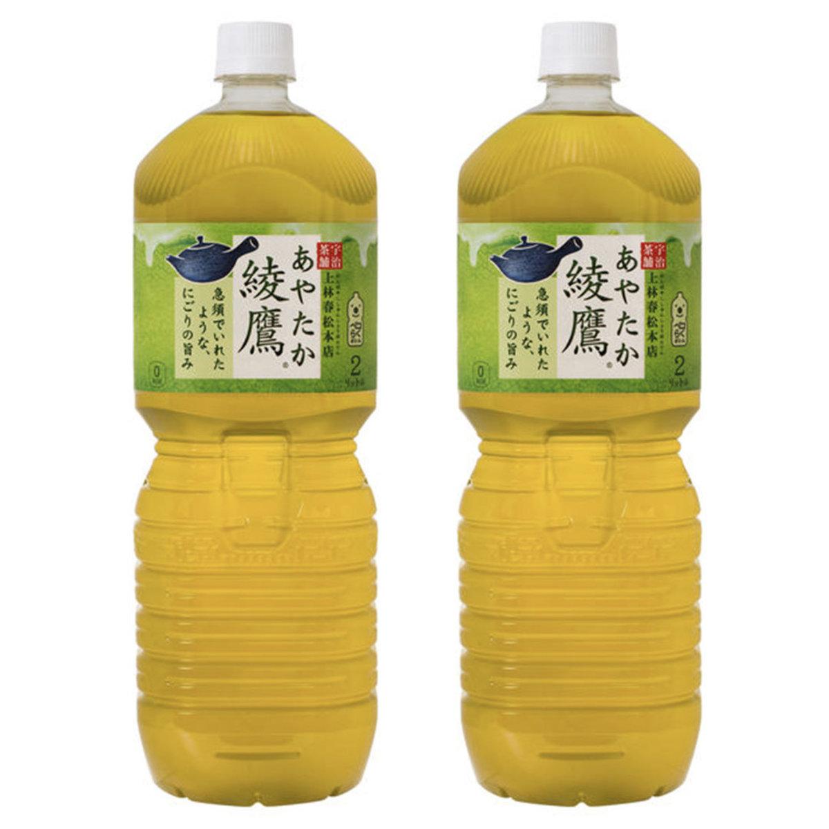 綾鷹綠茶 2L x 2