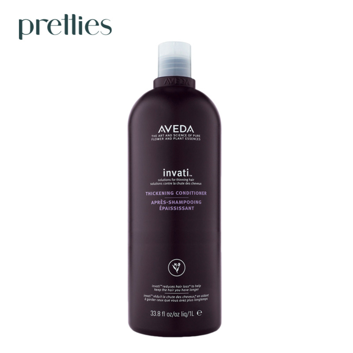 Invati Conditioner Liter 1000ml (advanced) (018084977323)