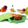 Boc'n'Roll 環保食物袋 Paint Green Polar 綠色 (BNC-O003)