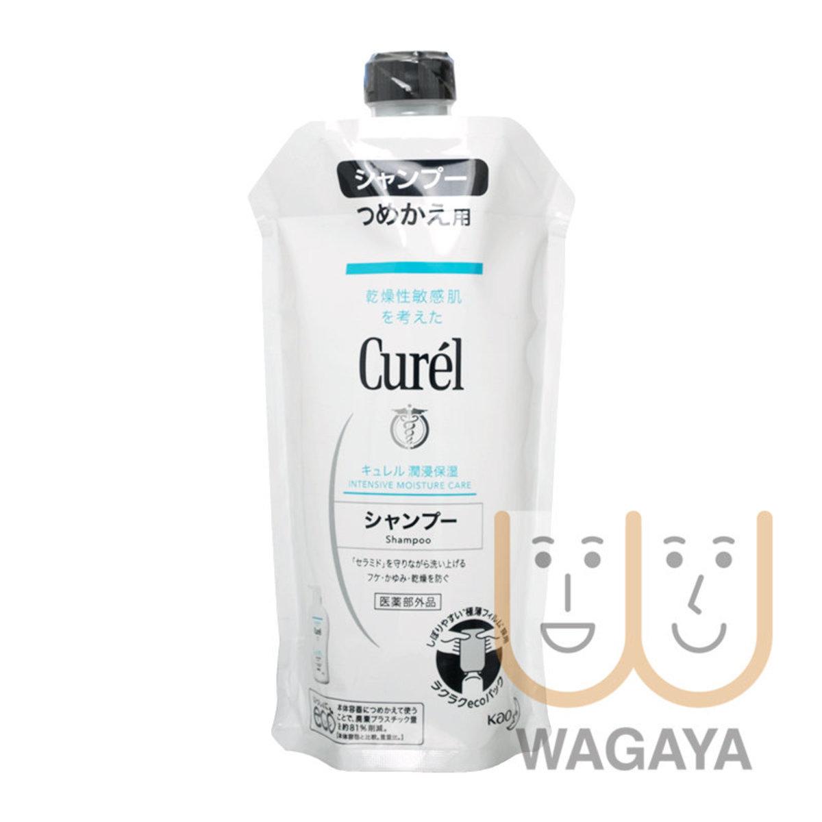 Intensive Moisture Care Shampoo (Refill) 340ml NEW  (Parallel Import)