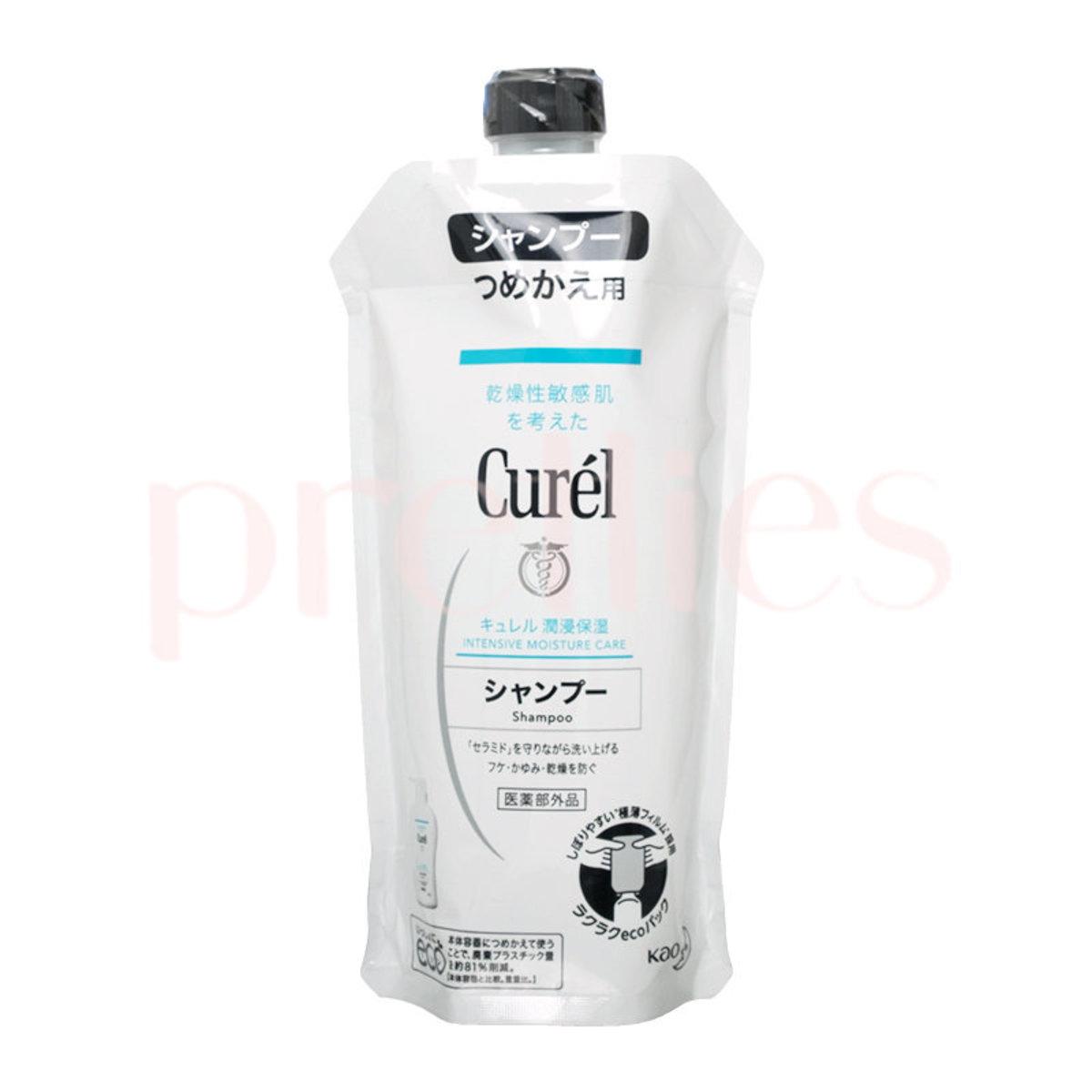 溫和潔淨洗髮露 (補充裝) 340ml (新版)  (平行進口貨品)