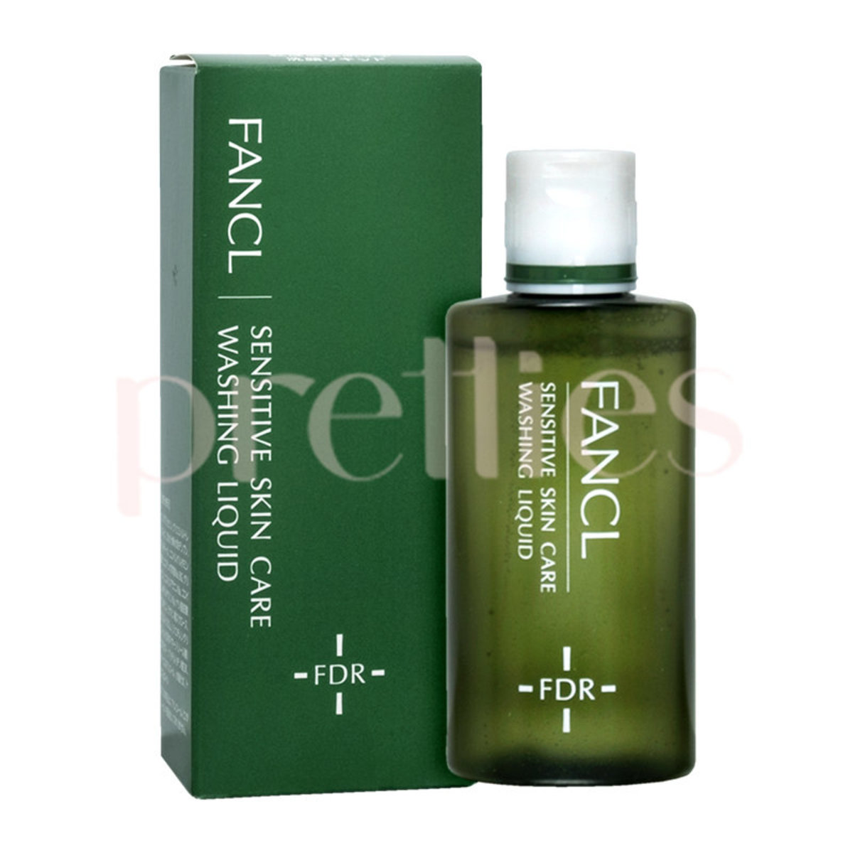 FDR Sensitive Skin Care Washing Liquid 60ml (Parallel Import)