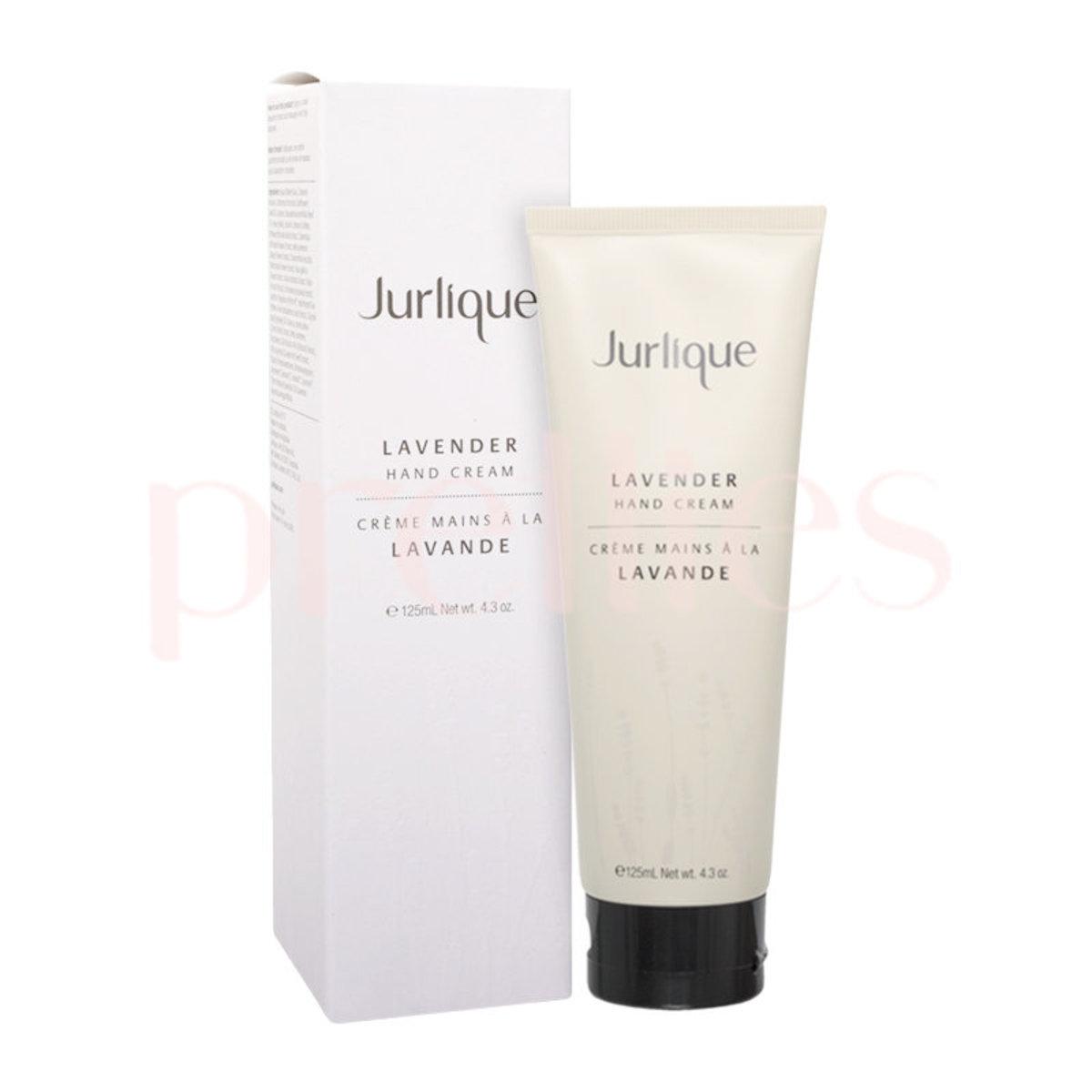 Lavender Hand Cream 125ml (708177117346) (Parallel Import)