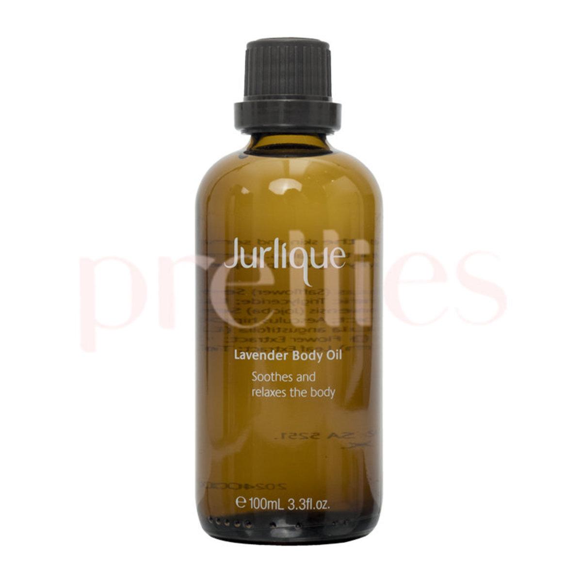 Lavender Body Oil 100ml (708177054214) (Parallel Import)