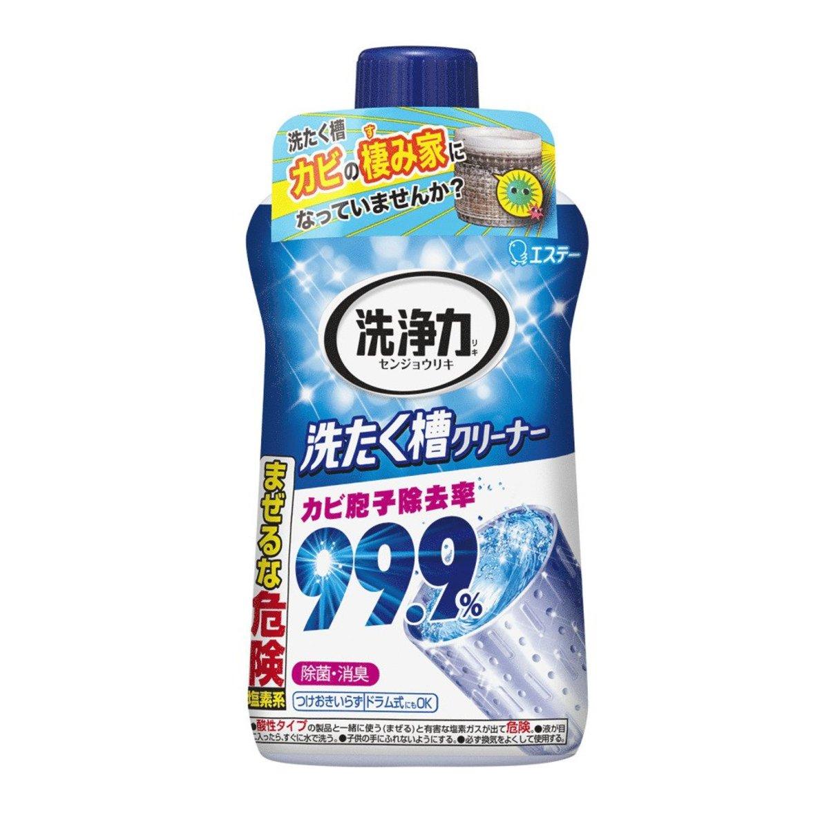 洗衣槽除菌洗滌劑 550g