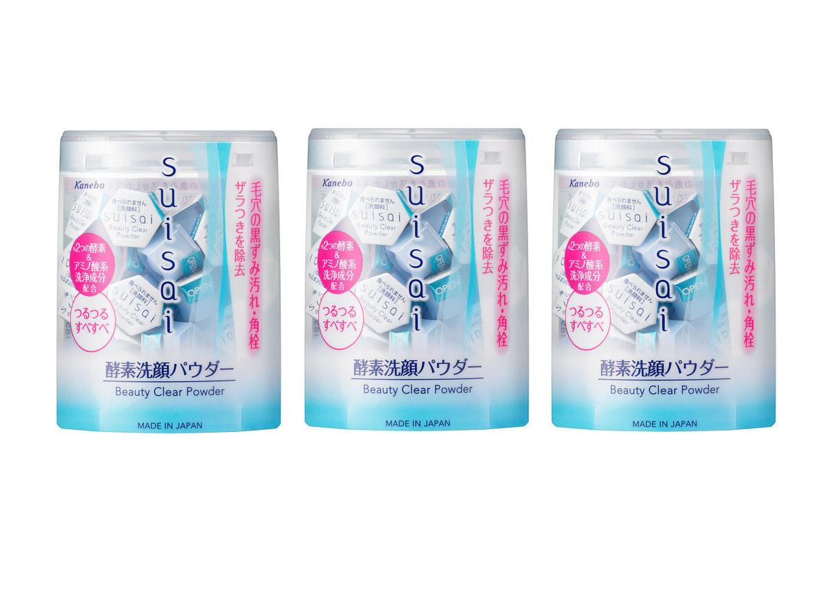 SUISAI Beauty Clear Powder (32pcs) x3