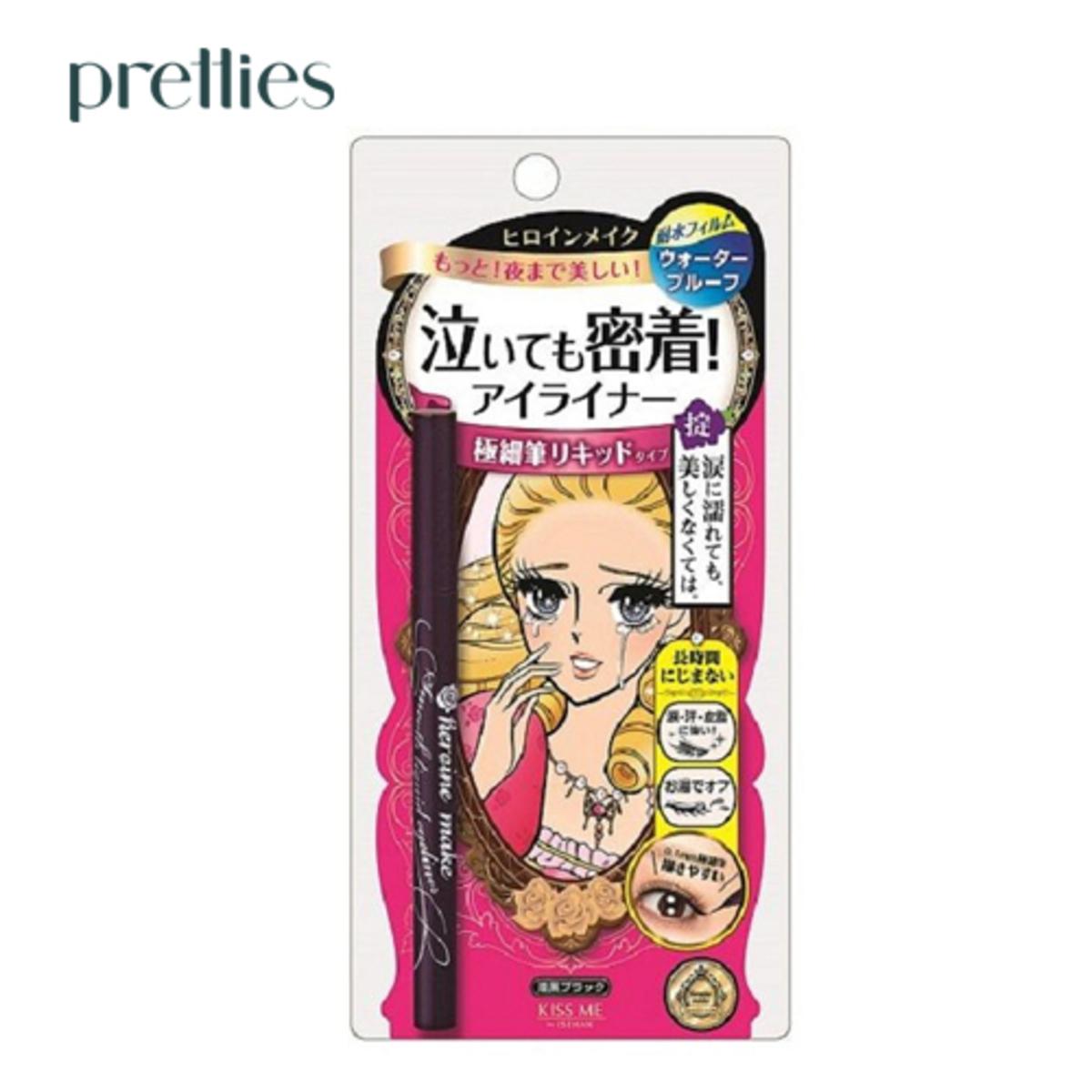 Heroine Make Smooth Liquid Eyeliner 01 Black (4901433036504)