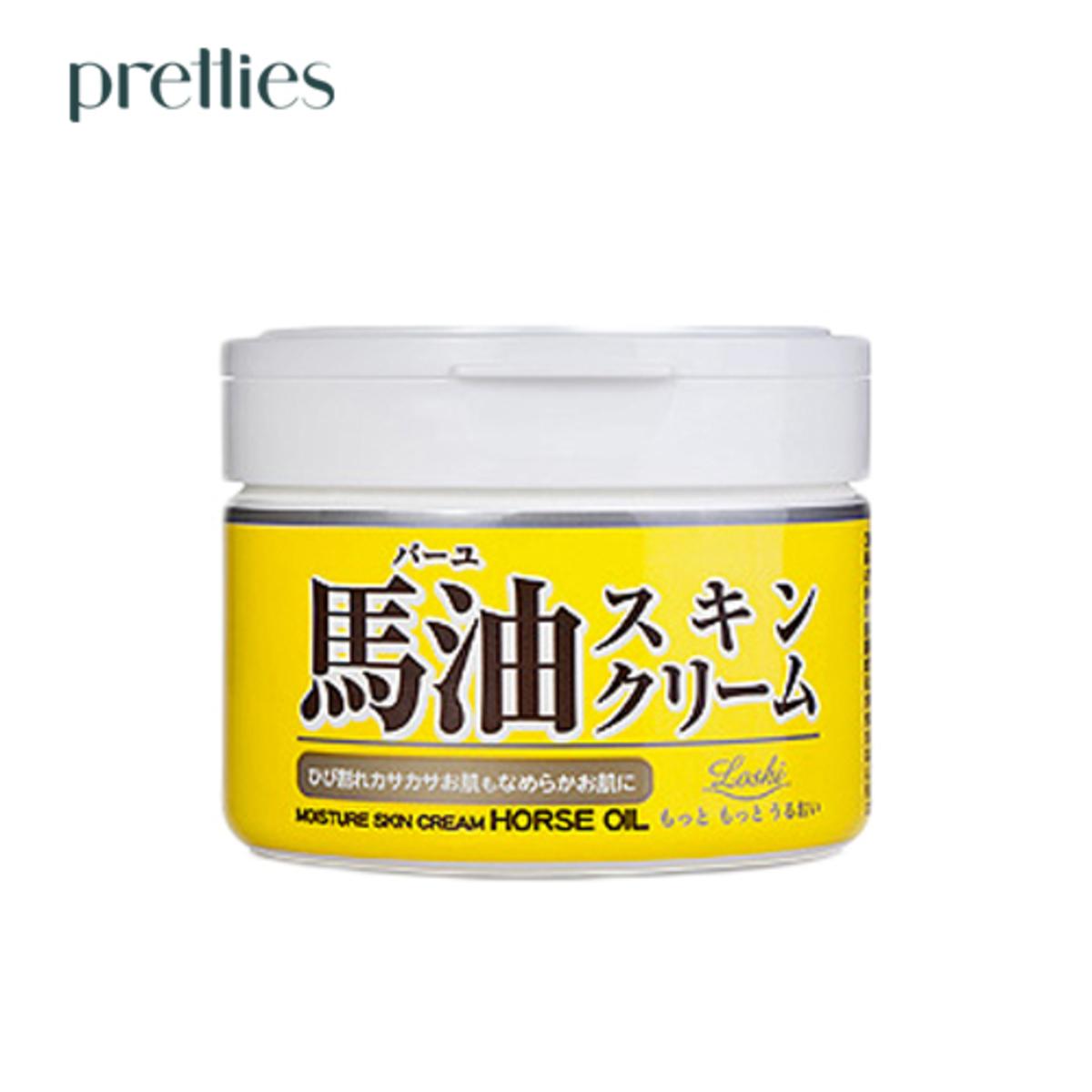 日本純天然馬油護膚霜 220g