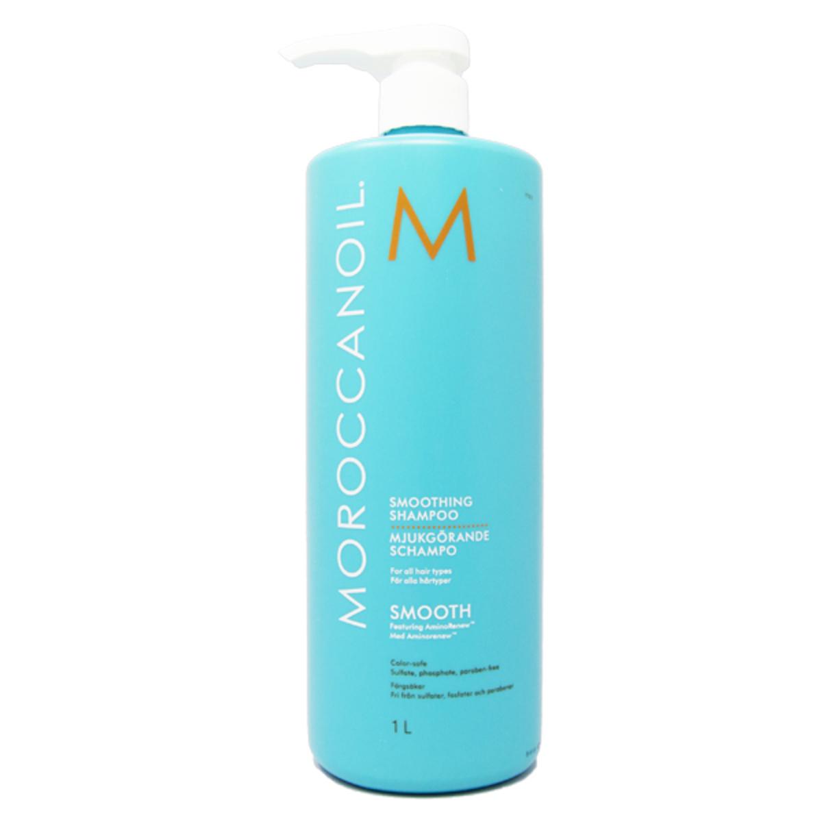 Smoothing Shampoo 1000ml
