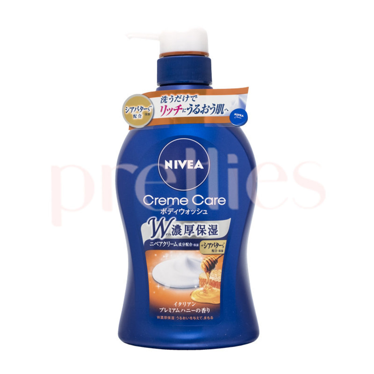 Creme Care Body Wash (Honey) 480ml (4901301326478) (Parallel Import)
