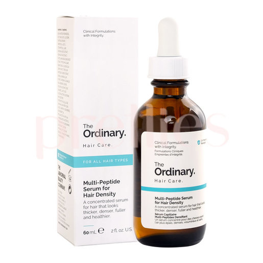 The Ordinary Multi Peptide Serum For Hair Density 60ml Parallel Import Hktvmall Online Shopping