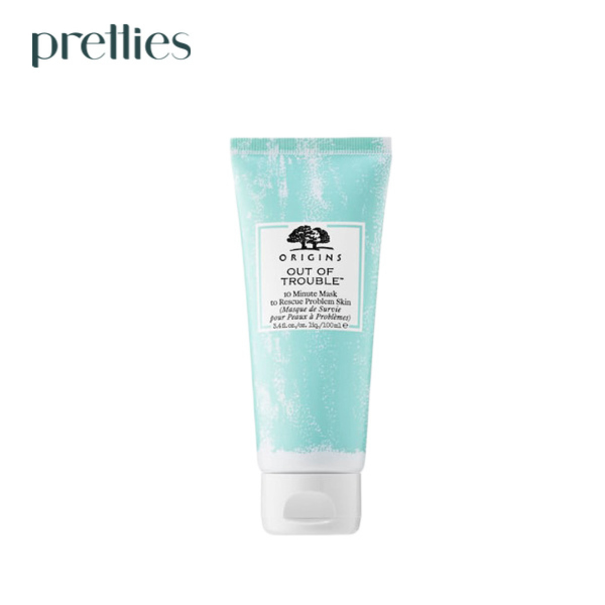 Out of Trouble 10 Minute Mask to Rescue Problem Skin 100ml (NEW)