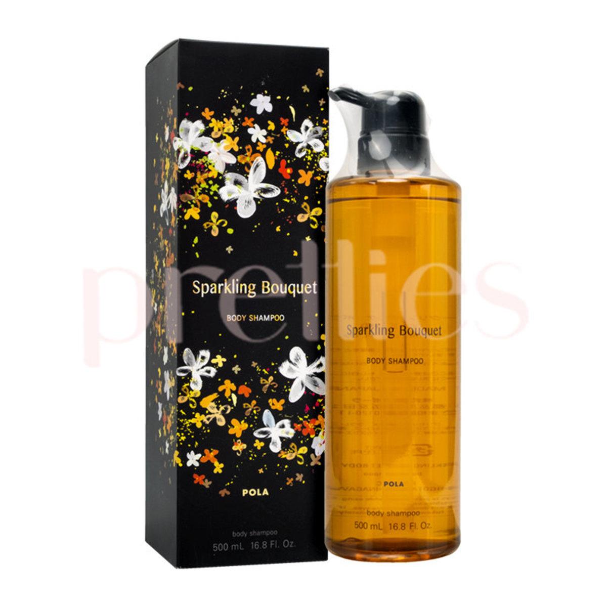 Sparkling Bouquet Body Shampoo 500ml (Parallel Import)
