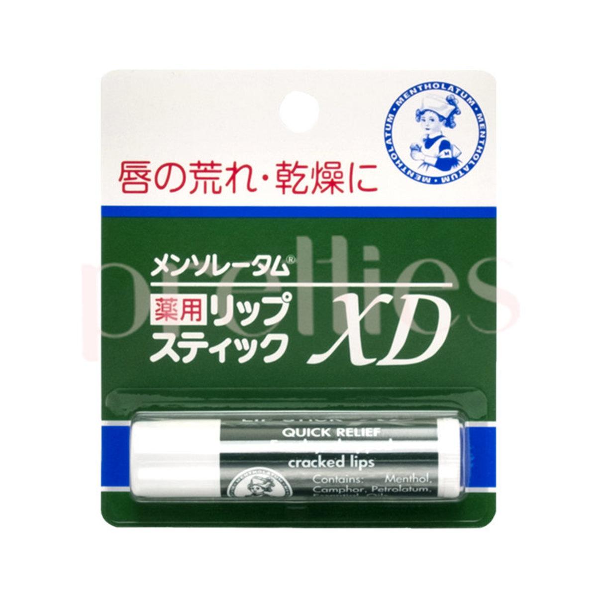 潤唇膏XD 4g x 1枝 (平行進口貨品)