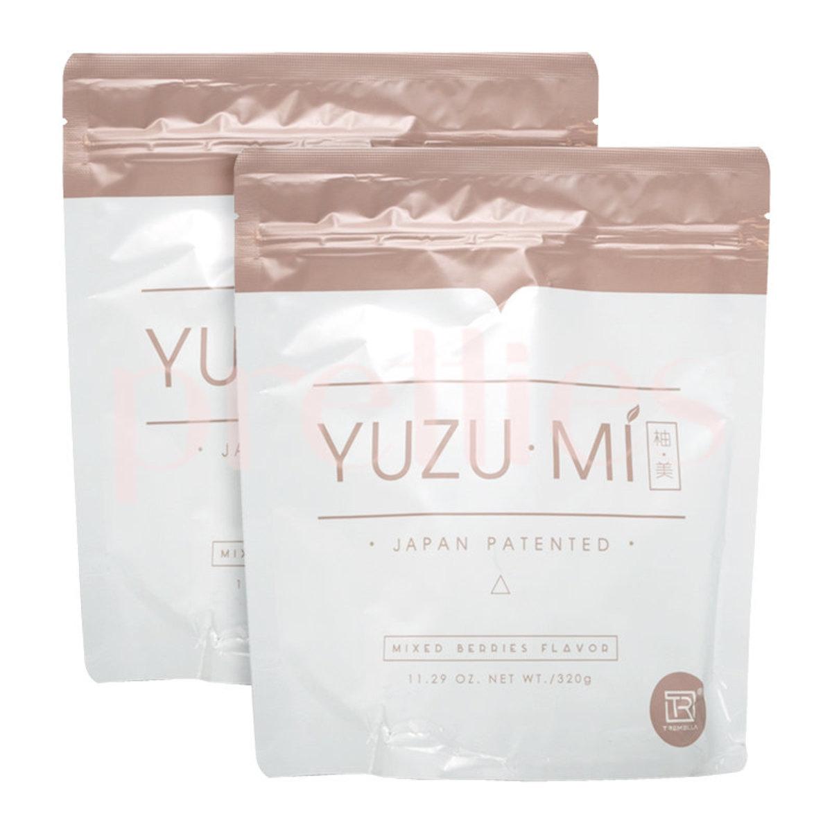 YUZUMI Comprehensive Detox Drink Veggies Fruits And Enzyme(16pcs x20g) x2pcs (Parallel Import)