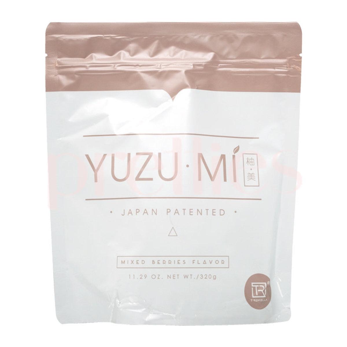 YUZUMI Comprehensive Detox Drink Veggies Fruits And Enzyme(16pcs x20g) x1 (Parallel Import)