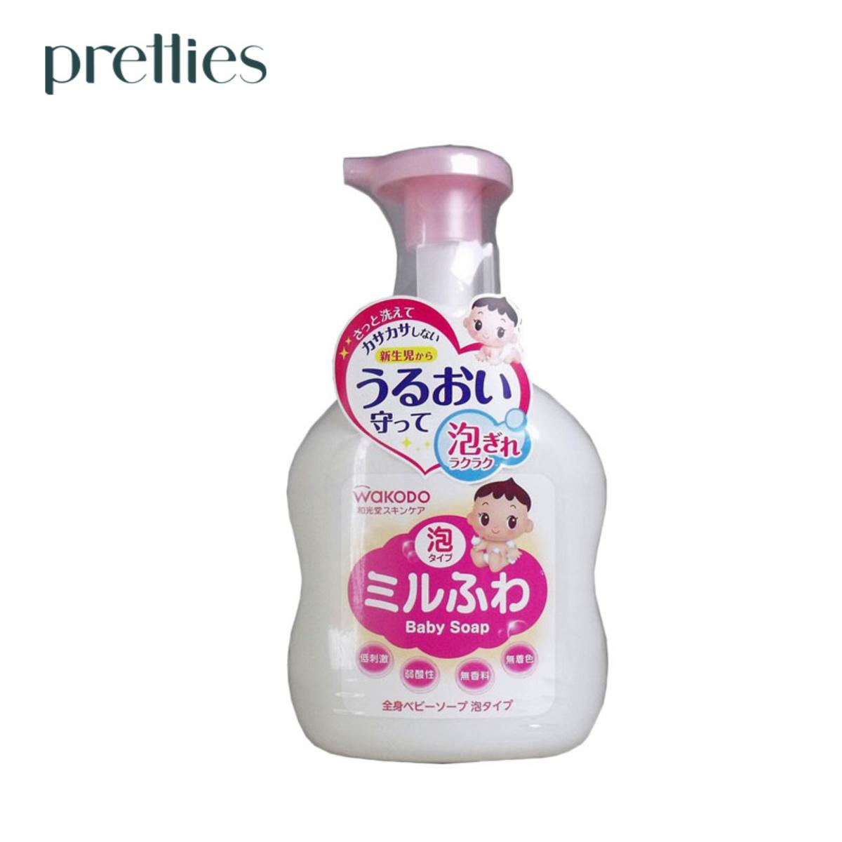 Baby Soap 450ml (4987244192011)
