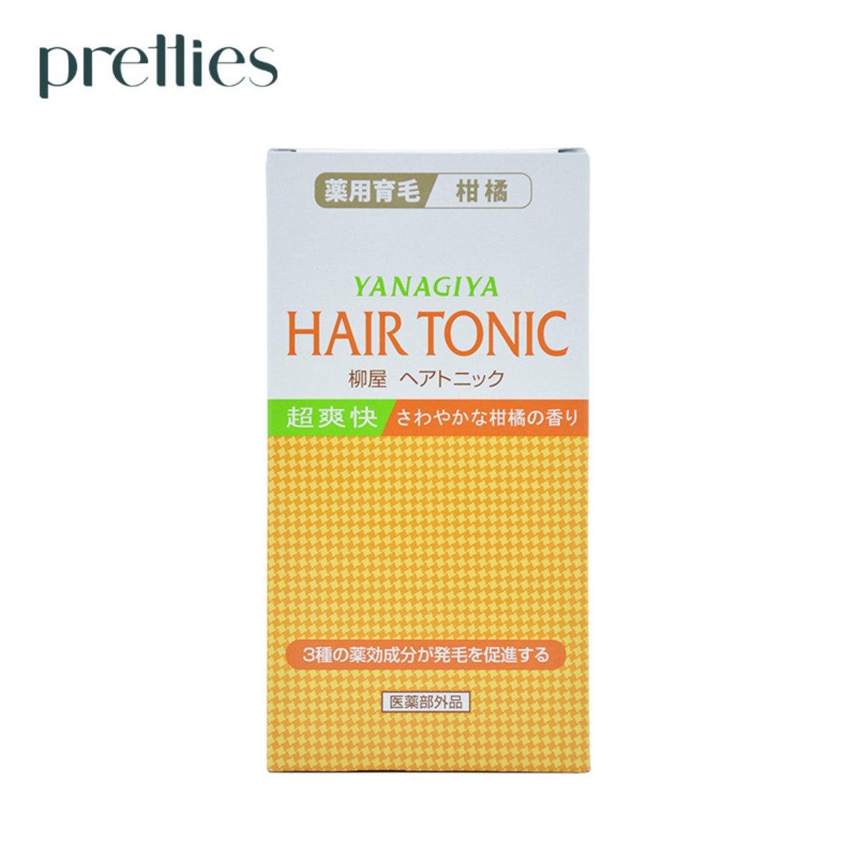 Hair Tonic (Citrus) 240ml (4903018113518)