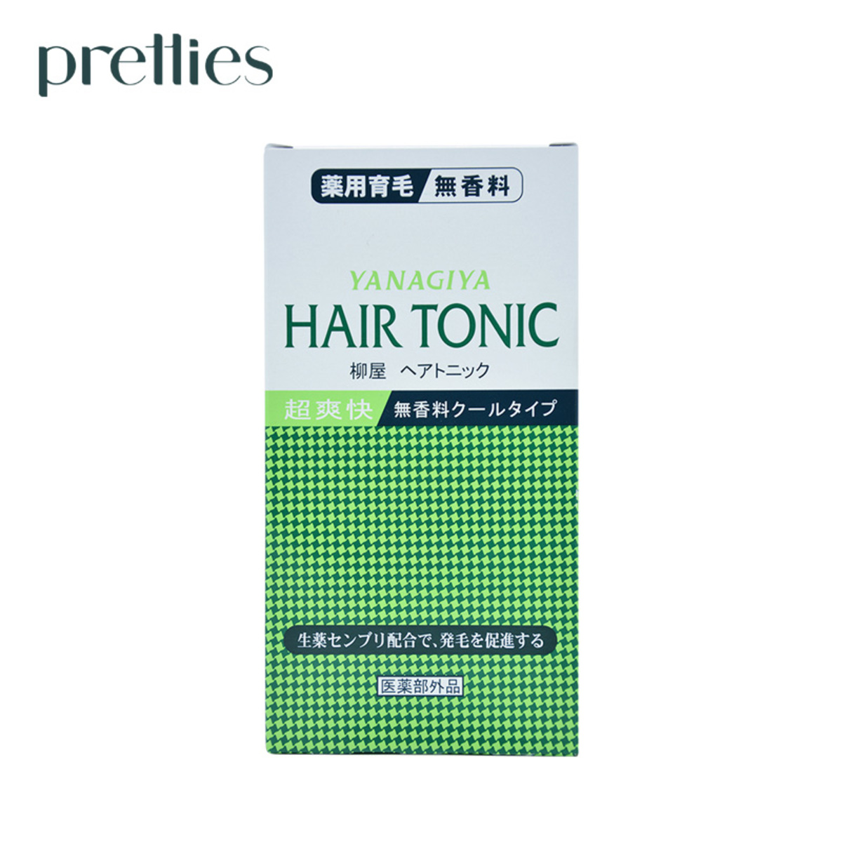 Hair Tonic (No Spices) 240ml (4903018113808)