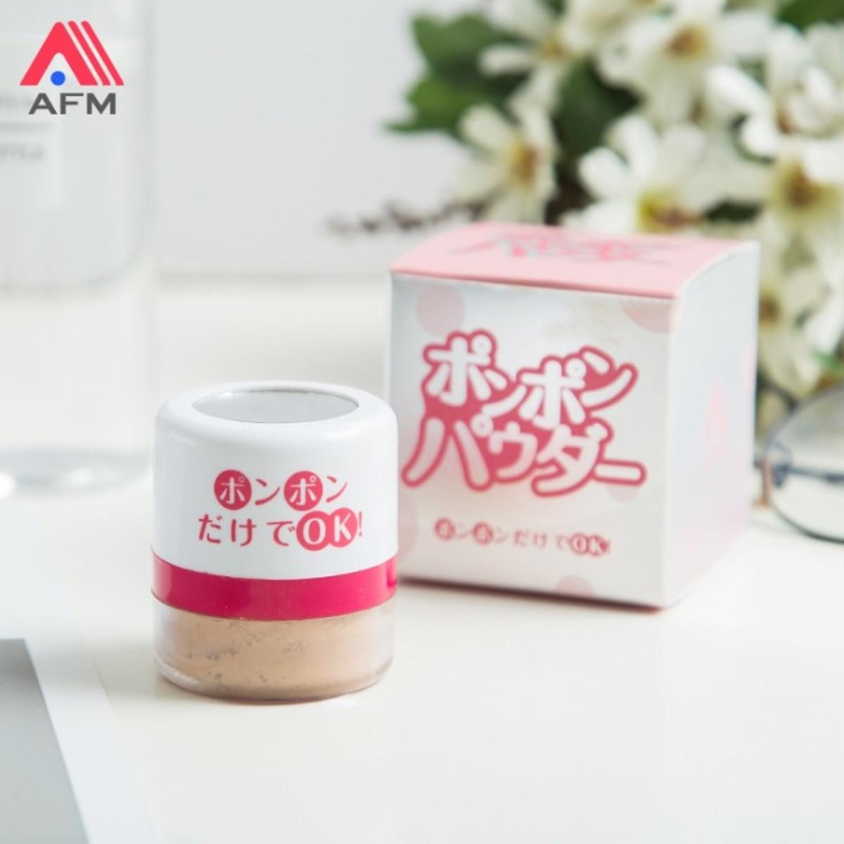AFM自然造型頭髮去油蓬鬆粉10g