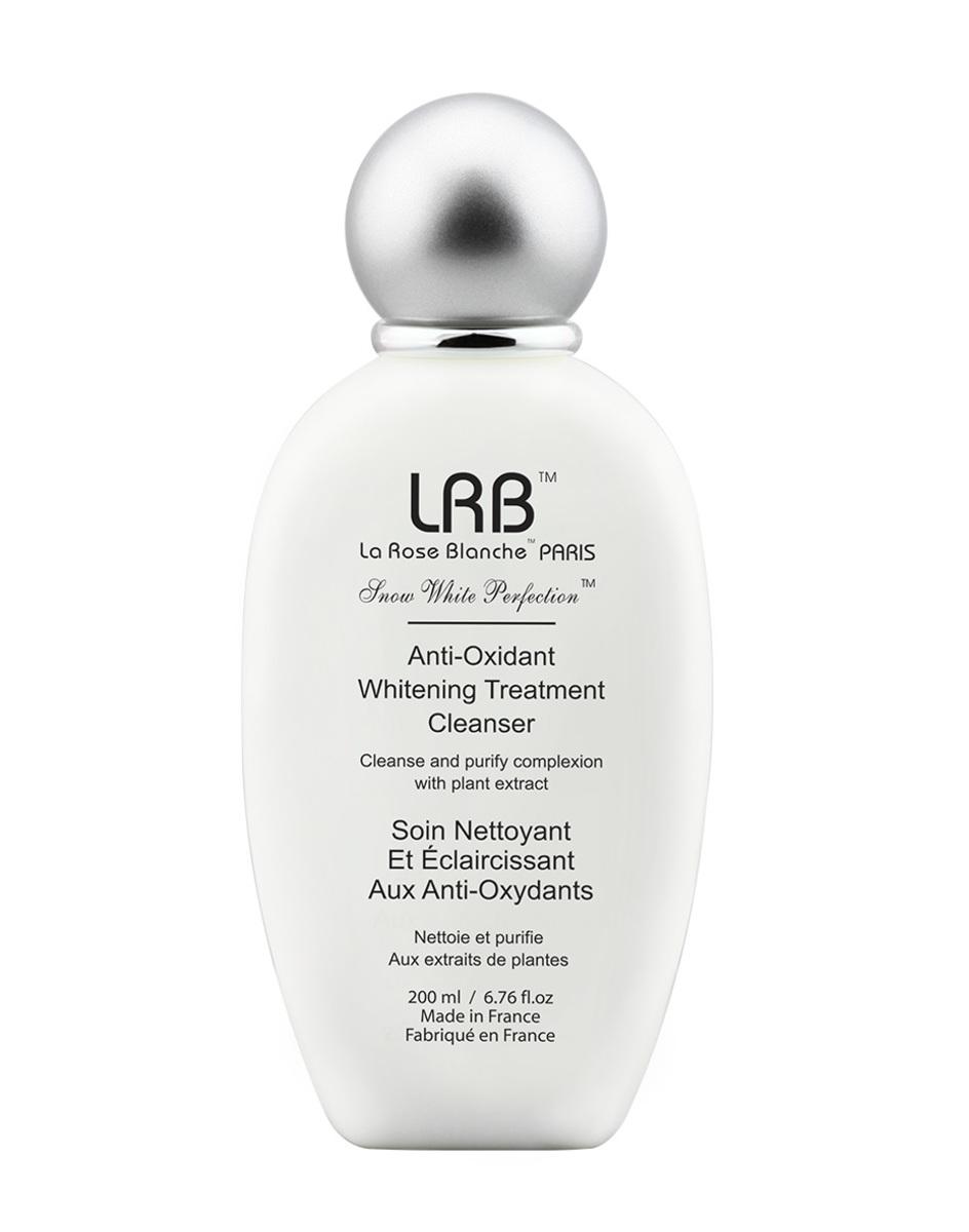 (法國製造) 卸妝洗面奶推薦|LRB抗氧化雪白肌膚洗面奶200ml