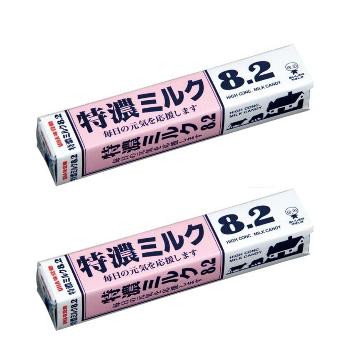 條庄8.2特濃牛奶糖 x2