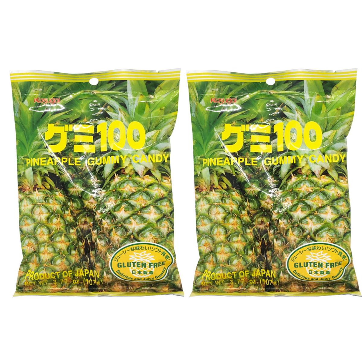 軟糖 菠蘿味 x2
