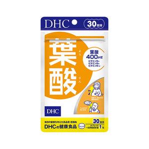 DHC 腹合維生素B葉酸片30粒 (30日份量)