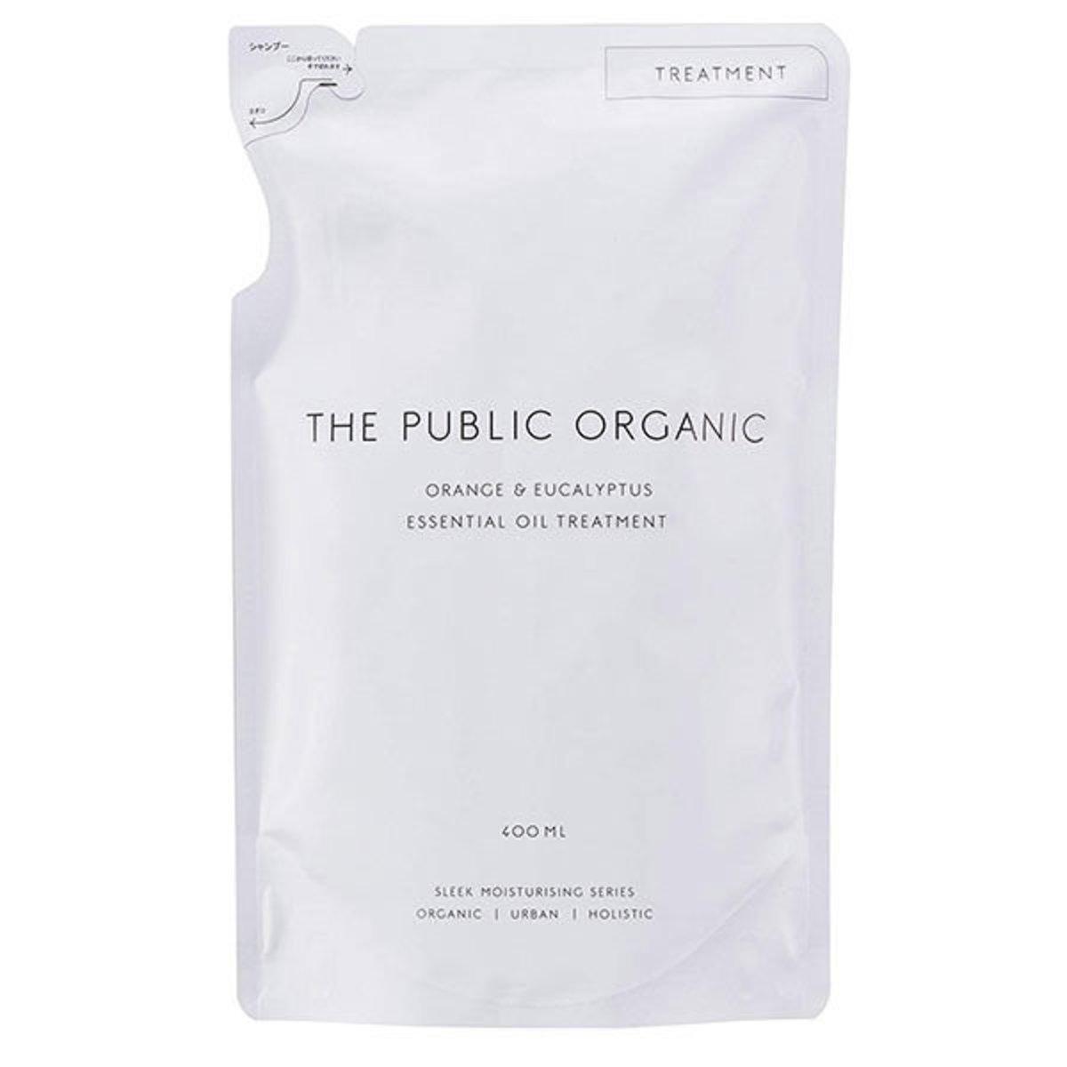 香橙及桉樹精油油潤髮乳 (Super Refresh)(補充裝) 400ml (平行進口)