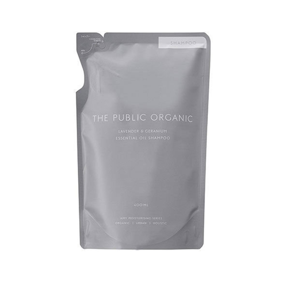 Lavender & Geranium Essential Oil Shampoo (Super Relax)(Refill) 400ml (Parallel Imports Product)