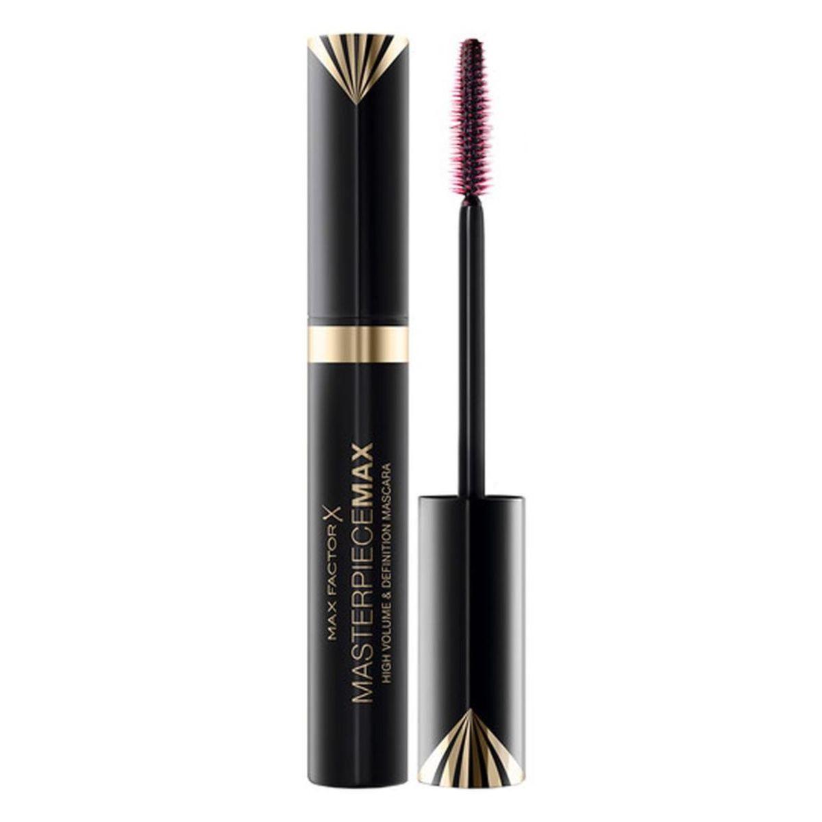Mascara Masterpiece Max 7.2ml #Black [Parallel Import Product](Black+Gold)