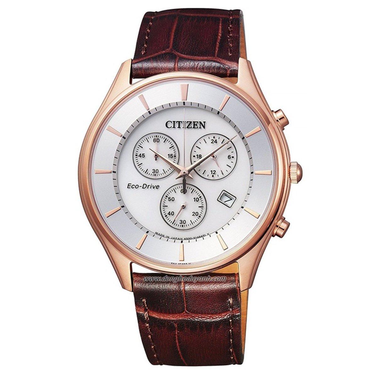 Citizen AT2362-02A Gentlemen Fashion Watch Parallel Import