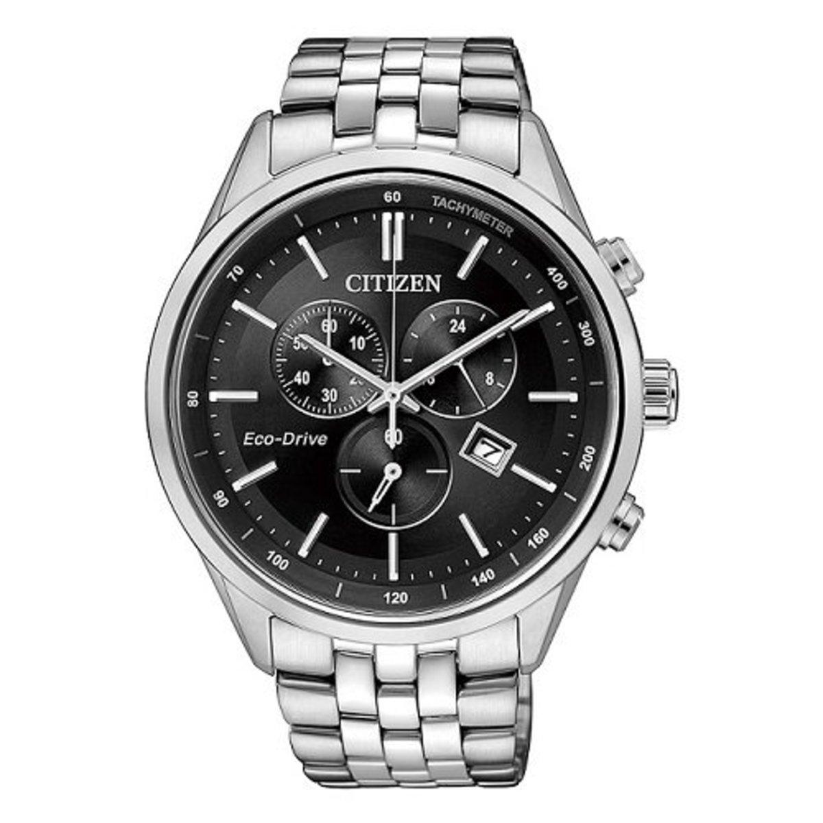 Citizen AT2140-55E 光動能男士手錶 平行進口