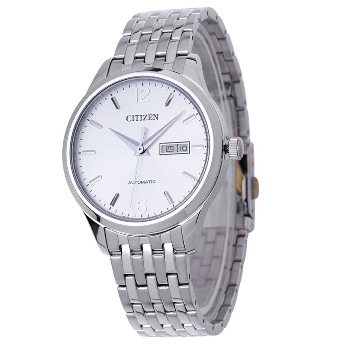 Citizen 男士機械手錶 NH7500-53A 平行進口