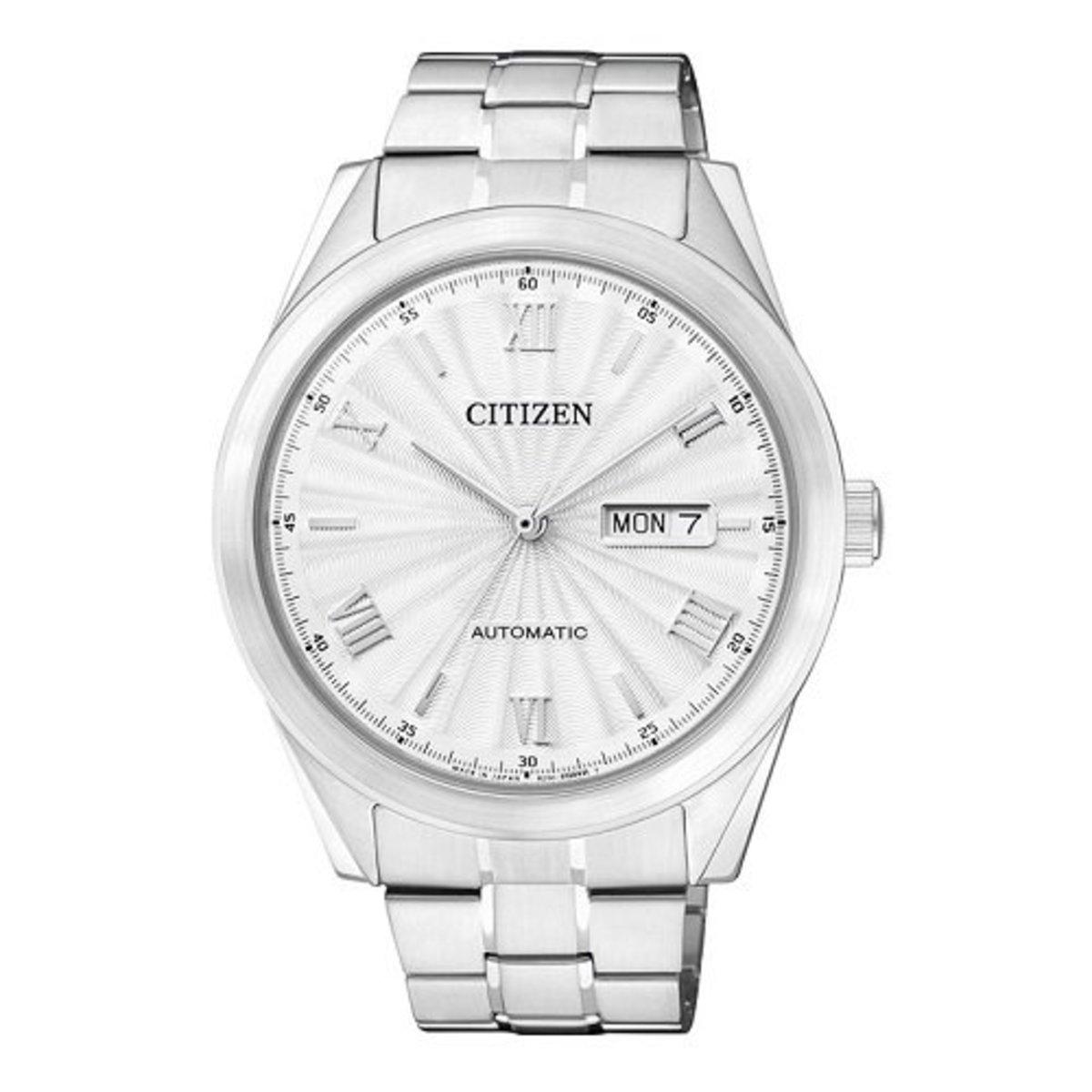 Citizen 男士機械手錶NH7510-50A 平行進口