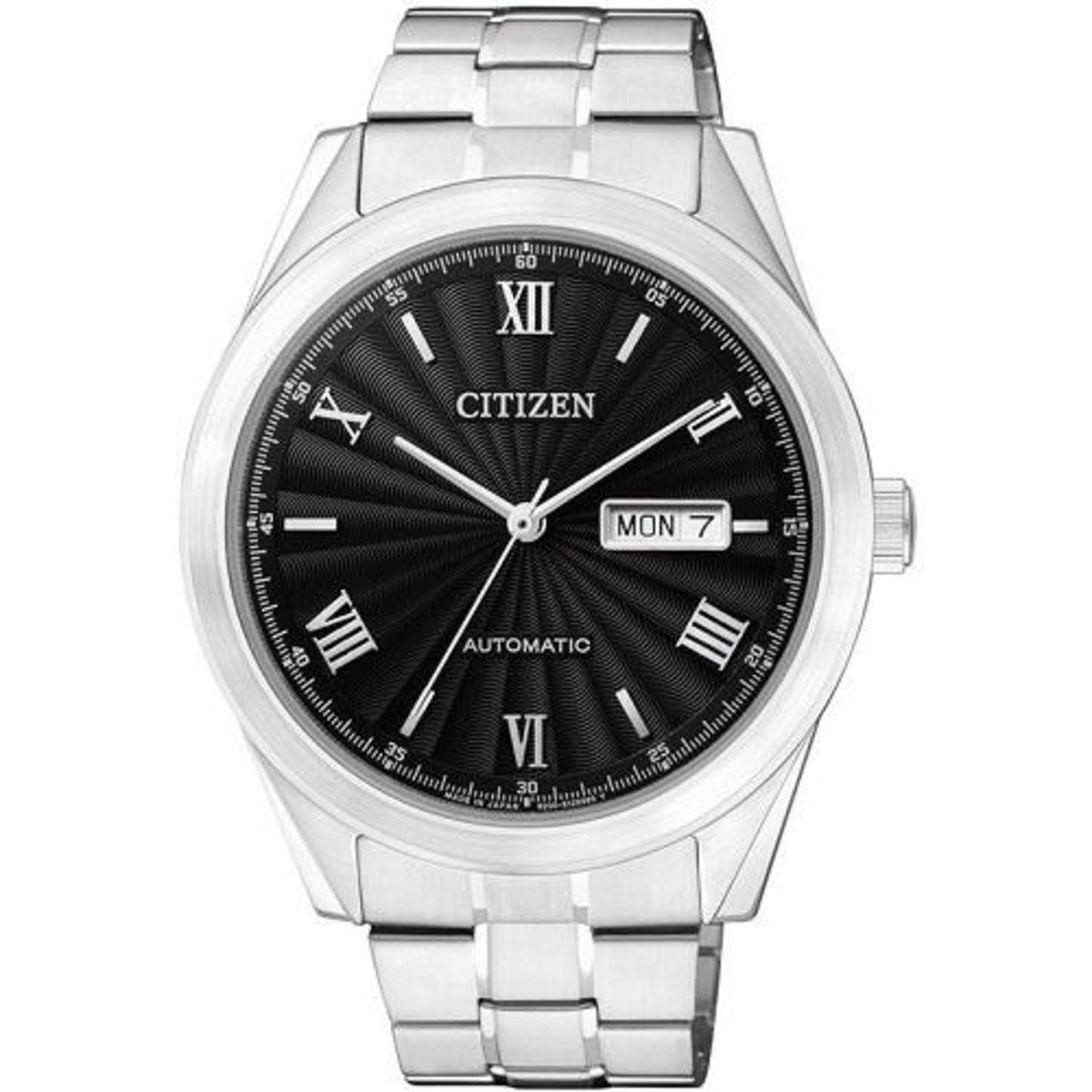 Citizen Gentlemen Mechanical Watch NH7510-50E Parallel Import