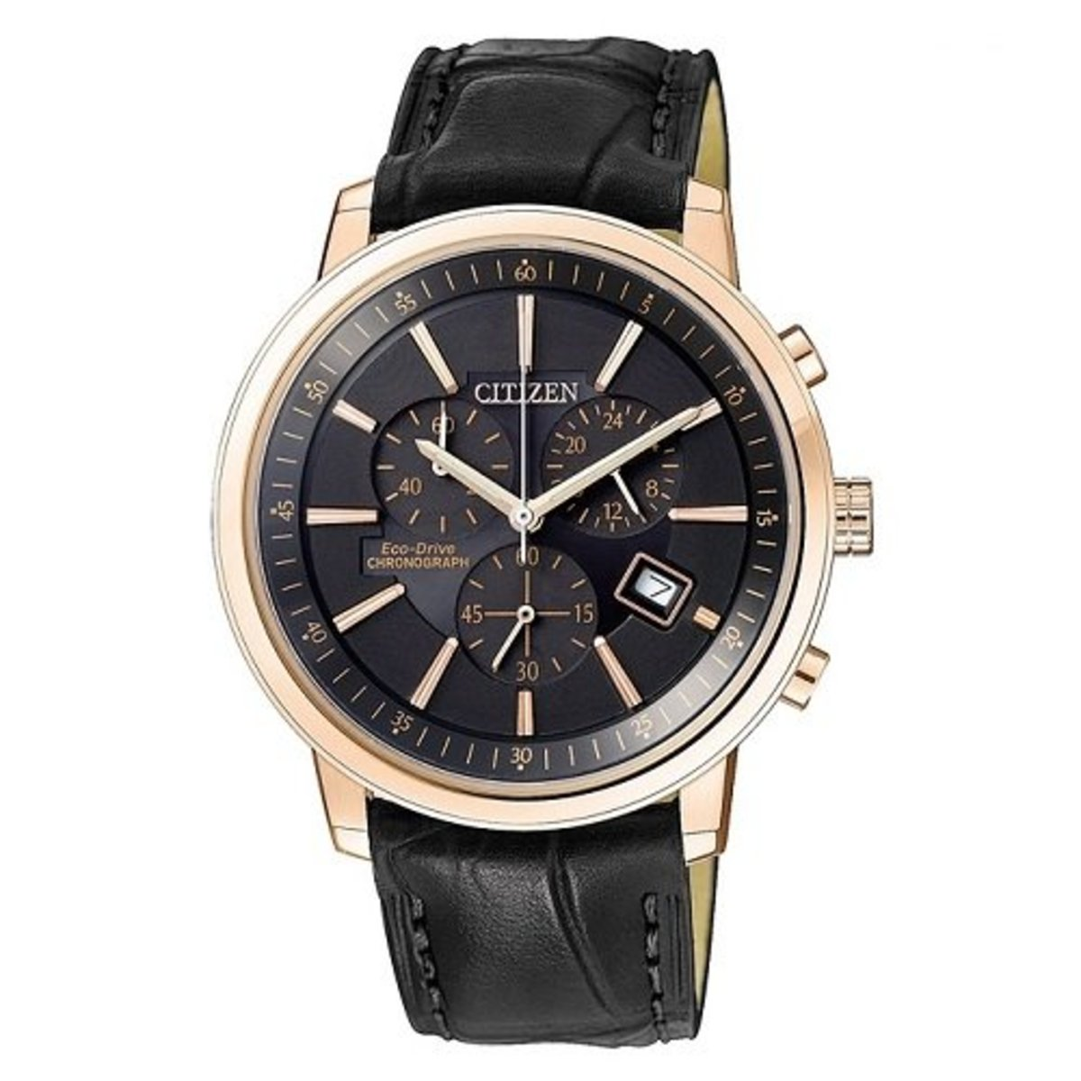 Citizen AT0496-07E Eco-drive gentleman watch Parallel Import