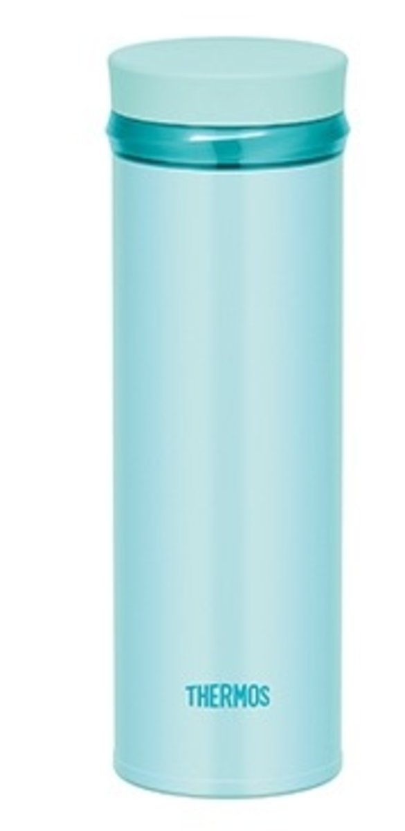 Thermos JNO351 Vacuum Insulated Bottle - Mint Green(Parallel imported products)