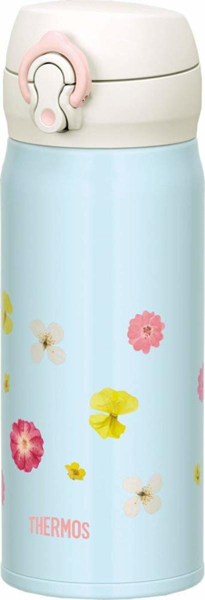 Thermos JNL402 Vacuum Insulated Bottle - Pastel Blue (Parallel imported products)