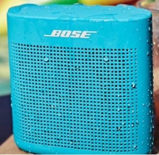 Bose SoundLink Color II -- aquatic blue(Parnell import product)