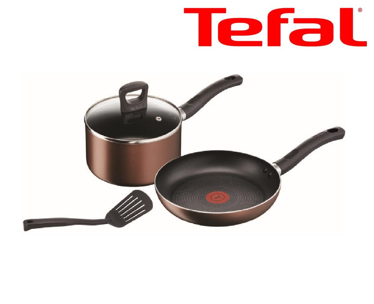 易潔廚具4件裝(電磁爐適用) G103S4
