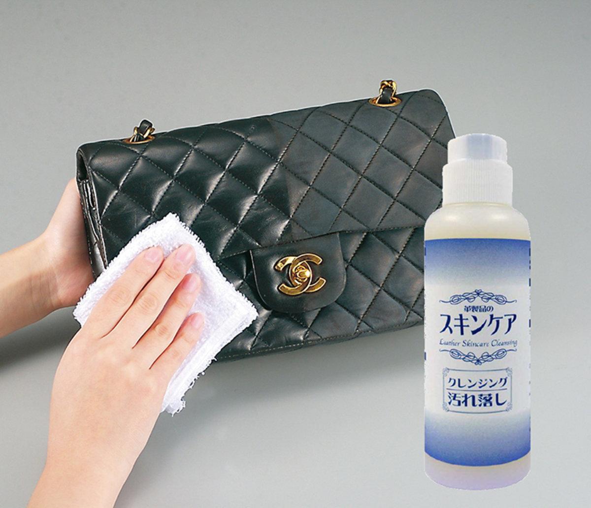 皮革深層清潔液