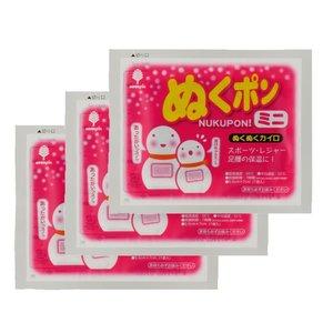[贈品] 日本製暖包散裝  3片