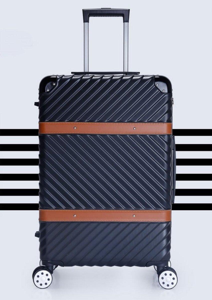 E series suitcase 20 inch(BK)(1081-20)