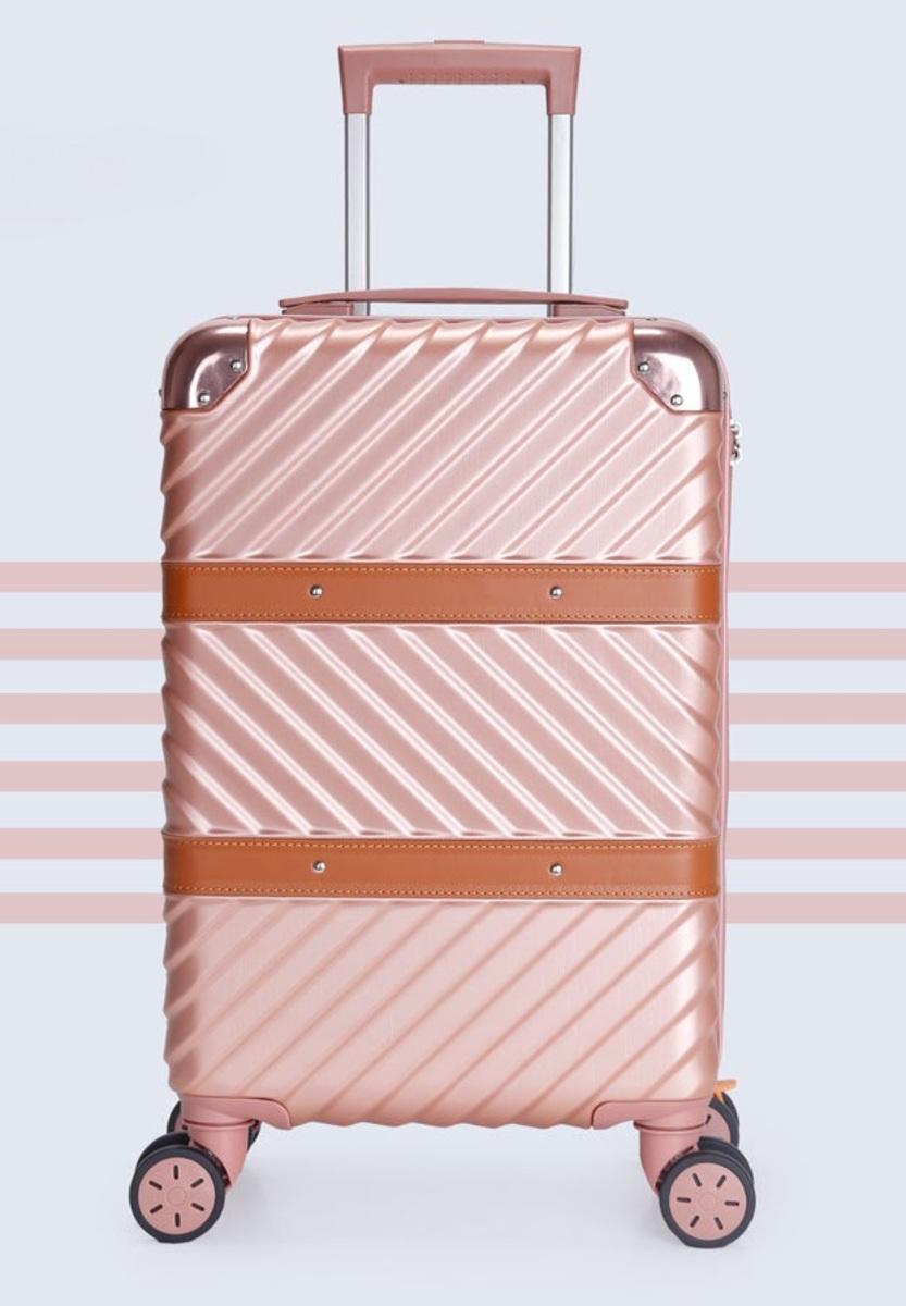 E series suitcase 20 inch(PK)(1081-20)