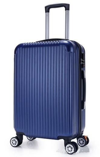 A系列26吋耐衝擊行李箱(藍)(1110-26)