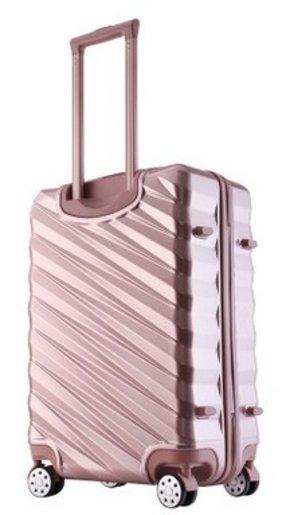 Y系列20吋耐衝擊行李箱(玫瑰金)(1121-20)