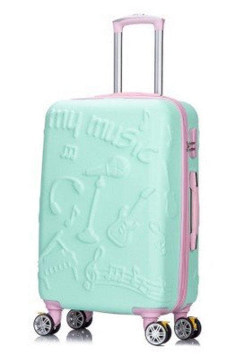 K series children's suitcase 20 inch(GR)(1400-24)